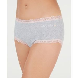 Jenni Cotton Lace Trim Hipster Underwear